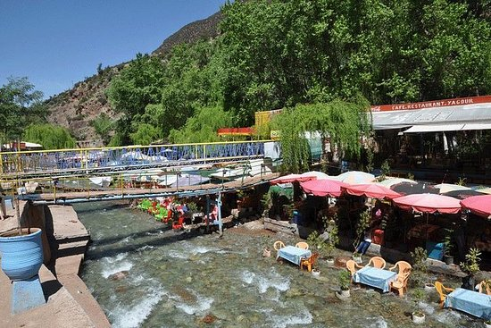 Ourika Valley & Berber Lifestyle Day...