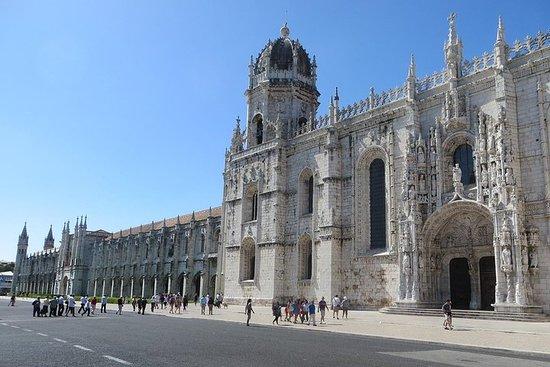 Overfør Lisboa til Sintra (3pax)