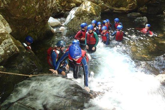 Gorge Scrambling Adventure