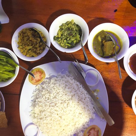 Great Curry and Fresh Fish