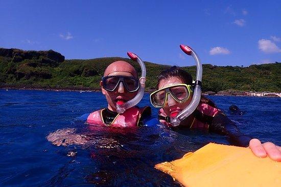 Kenting Taiwan dykking-snorkling opplevelse