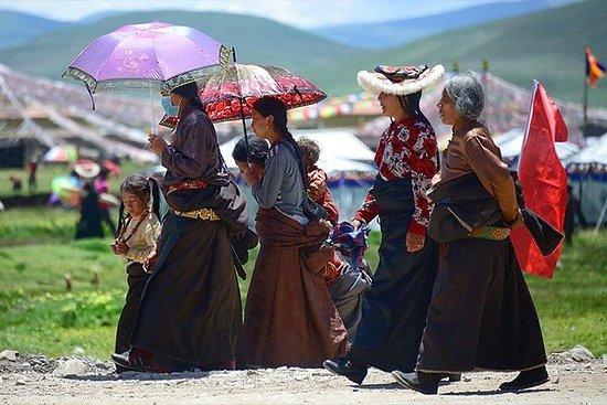 Tibet Amdo Cultural Experiencing Tour
