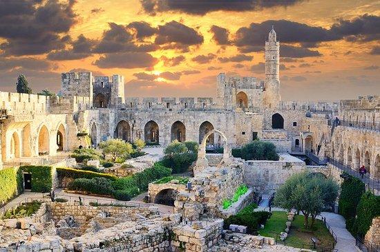 Tour privado de día completo en Israel...