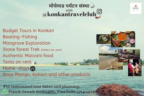 Konkan Winter Exploration Tour