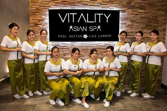 Vitality Asian SPA
