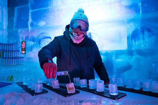 Iceland Bar de Gelo