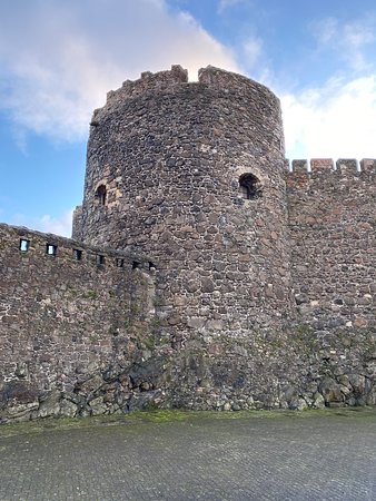 Giant's Causeway Day Trip from Belfast: Carrickfergus Castle