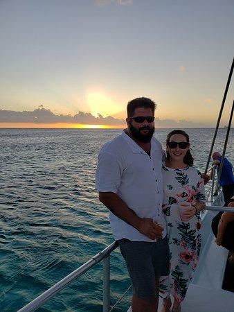 Luxury Wine & Dine Dinner Sail Picture