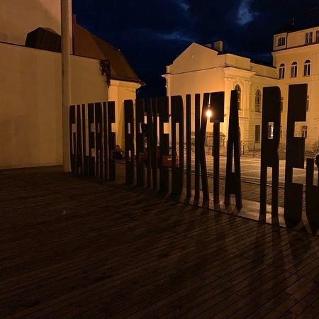 Louny, Чехия: Galerie Benedikta Rejta