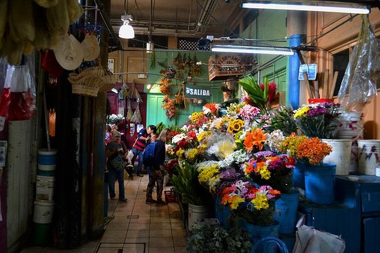 Explore the Central Market's history...