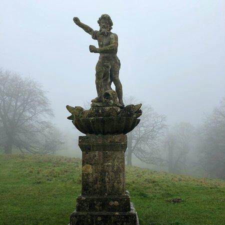 Dyrham Park, Statue of Neptune