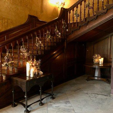 Dyrham Park, The Cedar Stairs
