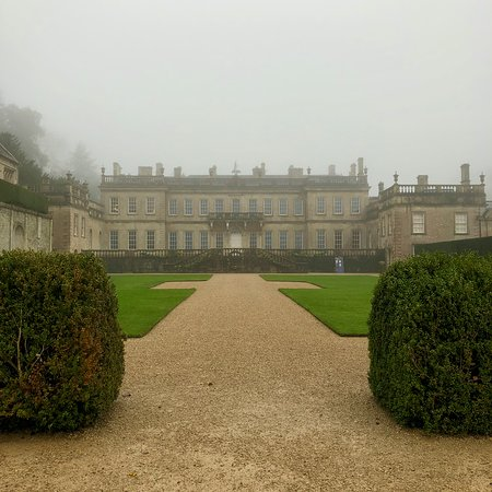 Dyrham Park, The West Front & The Sphynx Court