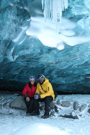 Crystal Ice Cave Adventure: Breathtaking scenery