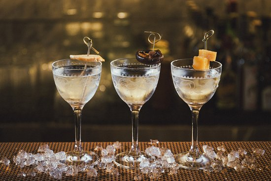 Our Martinis