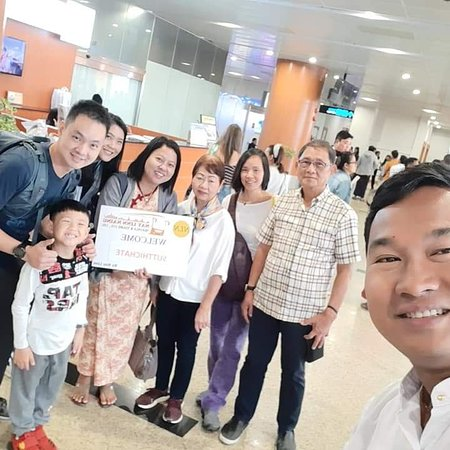 #TravelMyanmar  on 29/Dec,2019 to 1 Jan,2020 to Visit to #Yangon #Bago #Syriem# by #NayLinn# They are from Thailand. They are so happy with our service.  Have a good time . See you again  #NayLinnNaingTravelsAndTours Co.,Ltd Email: humans.man@gmail.com Line ID: naylinn555 Ph: +95-95050349 WhatsApp  You can travel to these-- #YangonTour #TravelMyanmar #Syriem #BagoTour #GoldenRock-Tour #SyriemTour  #GoldenRocktour #MandalayTour #BaganTour #MyanmarTour #InleLakeTour #PyinOoLwinTour  Ta Wan Nay Lin