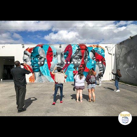 The Walls of Wynwood in Miami, FL