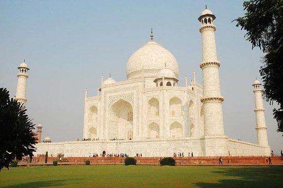 Visite privée du Taj Mahal avec...