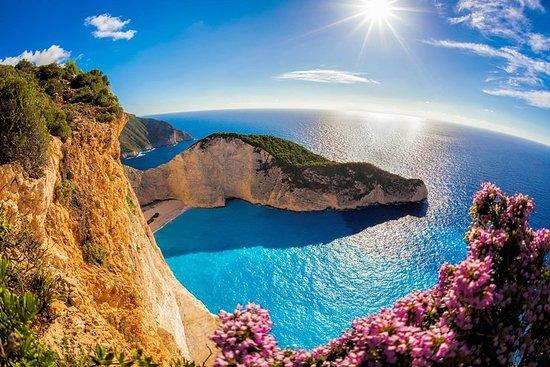 凱法利尼亞島的桑特島之旅