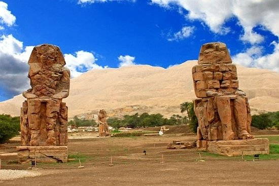 Full Day Tour to Luxor, Camel Ride...
