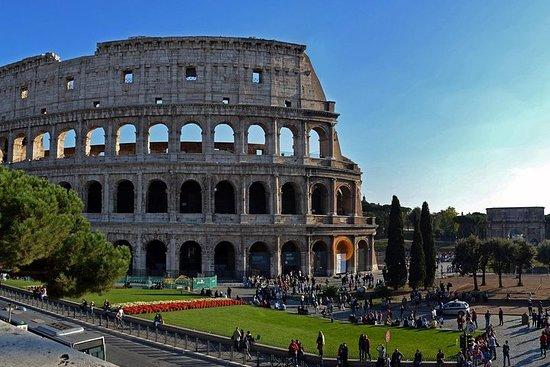 Roma: la entrada rápida al Coliseo...