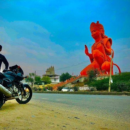 Triveni Hanuman Mandir Pali