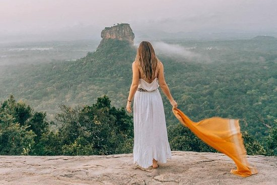 Privat dagstur Sigiriya og Dambulla