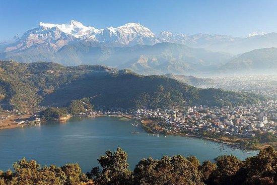 Visite de la ville de Pokhara: visite...