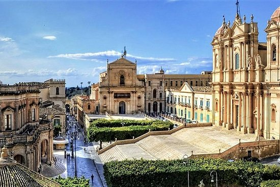 Top experience in Noto and Syracuse