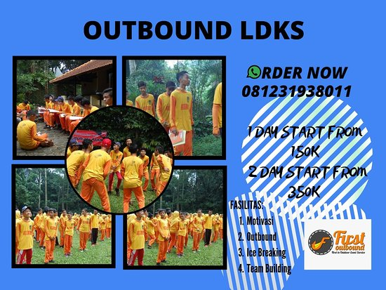 MEMUASKAN!!!(WA/TELP)081231938011, Jasa Outbound LDKS Murah  outbound LDKS jawa timur,outbound pacet,outbound mawas,jasa outbound,outbound surabaya,outbound gathering,materi outbound,kegiatan outbound,outbound pramuka,outbound malang bhakti alam,hotel outbound malang ,harga paket outbound,outbound jawa timur hub: Pak Ali Saleh (081231938011) email:1stoutbound@gmail.com Alamat: JL.Raya kedawung no.99 ngijo,karangploso kab.Malang ,Jawa Timur  WEB: www.1stoutbound.com www.paketoutboundmalang.