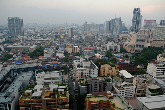 Chic hotel located in the heart of Bangkok