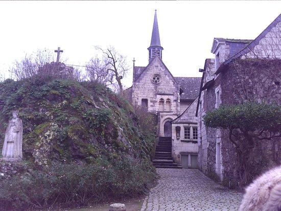 Behuard, Francúzsko: Église Notre Dame de Béhuard