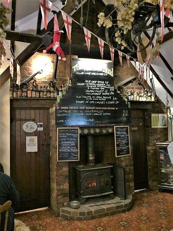 14.  Queens Head Inn, Icklesham