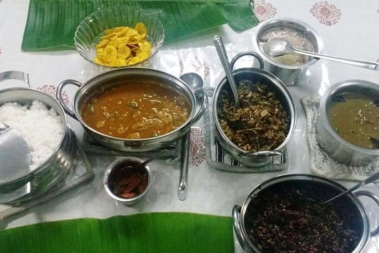 Experience a Traditional Nair Household during a Homecooked Meal with...