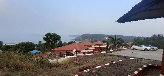 MTDC Velneshwar Resort: View from cottage !