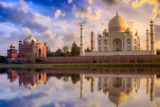 Fotografia de Excursão de 6 dias em Delhi Agra Jaipur e Udaipur {excursão do triângulo dourado com Udaipur}