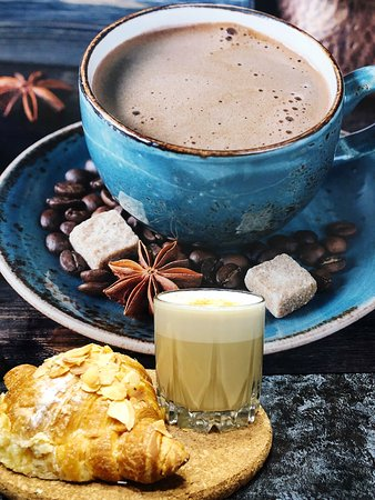 Самый вкусный и бодрящий кофе, приготовленный из натуральных зерен самой качественной обжарки