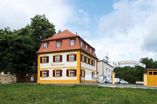 Bruckertshof  Hotel, Hotels in Zeil am Main