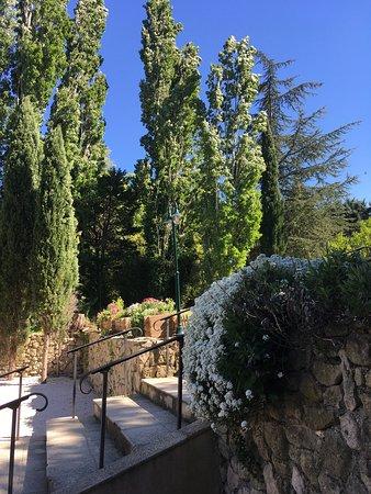 au cœur de la nature, agrémenté du ciel bleu de provence