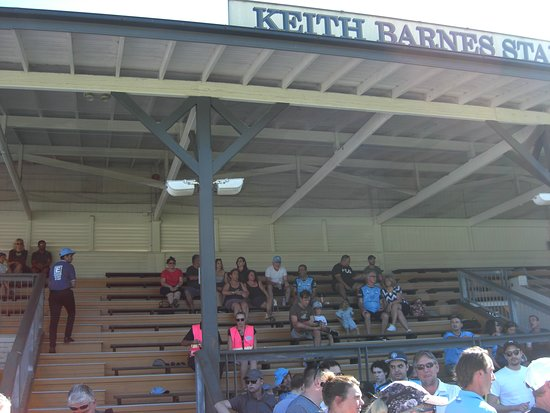 Keith Barnes Stand