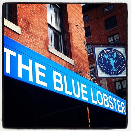 ‪The Blue Lobster‬