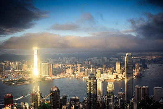 Фотография Private Hong Kong Day Tour: Stanley Street And Victoria Peak