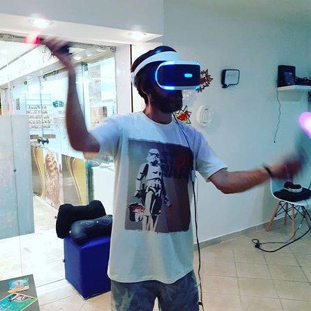 Virtual Rio - Lan House de Realidade Virtual