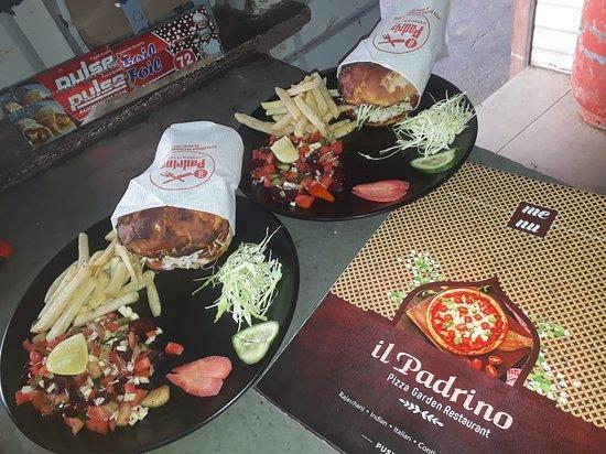 IL Padrino pizza garden restraint