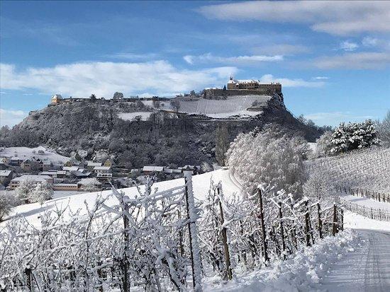 Auch im Winter sehr schön!