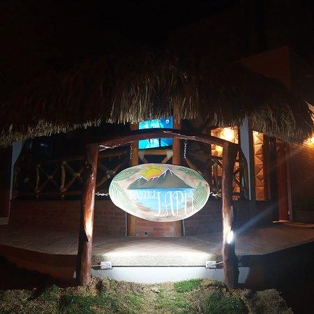 EXTERIOR LAPÚ HOTEL PALOMINO
