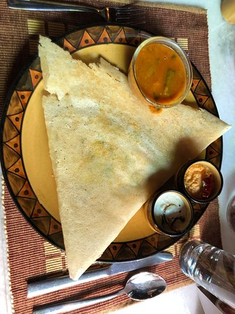 Dosa - Breakfast