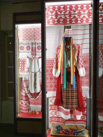 Ветка, Беларусь: Traditional dresses