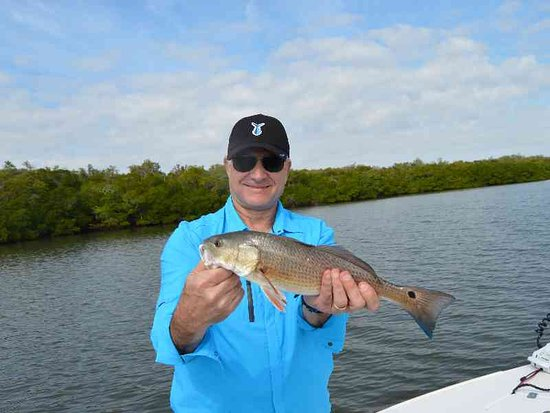 Another Redfish caught and released September 2019