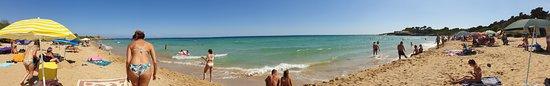 Cassibile, Itália: Spiaggia Pineta del Gelsomineto